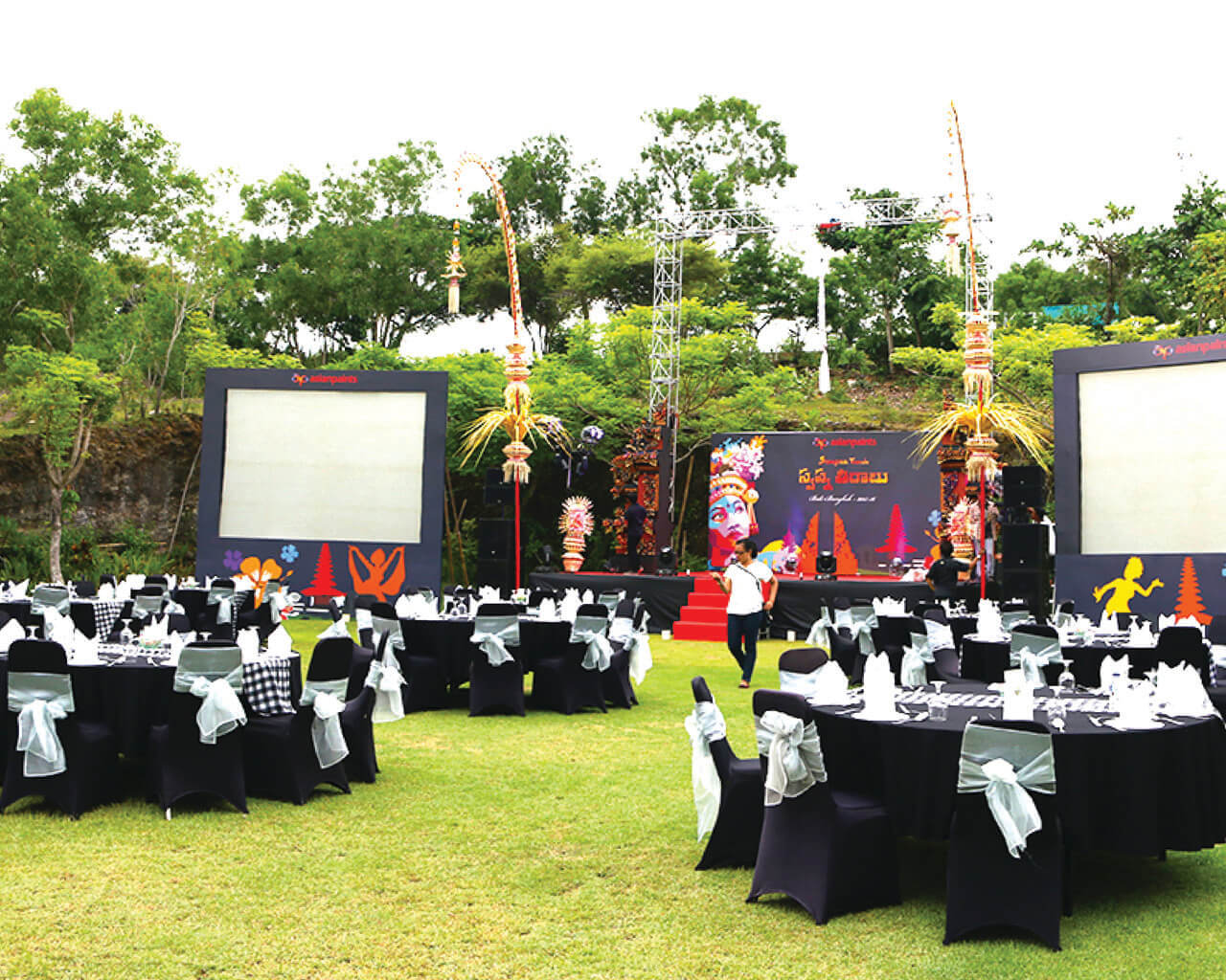 GWK Indraloka Garden for Events
